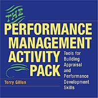 The Performance Management Activity Pack: Tools for Building Appraisal and Performance Development Skills артикул 12625d.