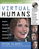 Virtual Humans: A Build-It-Yourself Kit, Complete With Software and Step-By-Step Instructions артикул 12631d.