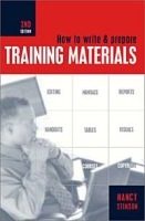 How to Write and Prepare Training Materials артикул 12646d.