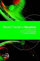 Recent Trends in Valuation : From Strategy to Value артикул 12741d.
