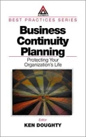 Business Continuity Planning: Protecting Your Organization's Life артикул 12757d.