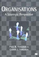 Organisations: A Strategic Perspective артикул 12760d.