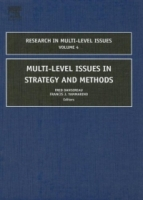 Multi-Level Issues in Strategy and Methods (Research in Multi-Level Issues) артикул 12783d.