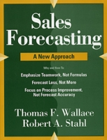 Sales Forecasting: A New Approach артикул 12798d.