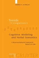 Cognitive Modeling and Verbal Semantics: A Representational Framework Based On UML артикул 12624d.