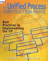 The Unified Process Construction Phase: Best Practices in Implementing the UP артикул 12742d.