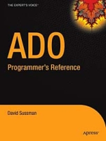 ADO Programmer's Reference артикул 12754d.