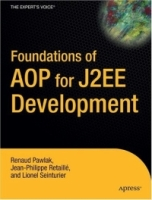 Foundations of AOP for J2EE Development (Foundation) артикул 12765d.
