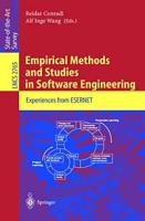 Empirical Methods and Studies in Software Engineering: Experiences from Esernet (LECTURE NOTES IN COMPUTER SCIENCE) артикул 12770d.