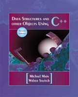 Data Structures and Other Objects Using C++ (2nd Edition) артикул 12784d.