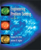 Engineering Problem Solving with C++ артикул 12801d.