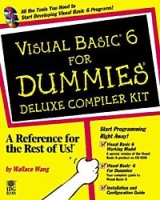 Visual Basic 6 for Dummies Deluxe Compiler Kit артикул 12802d.