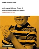 Advanced Visual Basic 6 : Power Techniques for Everyday Programs, Book w/CD-ROM (The DevelopMentor Series) артикул 12822d.