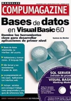 Bases de Datos en MS Visual Basic 6 0 con CD-ROM: Manuales Compumagazine, en Espanol / Spanish артикул 12836d.