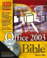 Office 2003 Bible артикул 12851d.