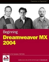 Beginning Dreamweaver MX 2004 артикул 12857d.