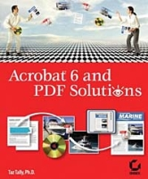 Acrobat 6 and PDF Solutions артикул 12873d.